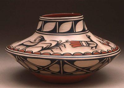 """""""Sikyatki Shaped Bowl"""" by Robert Tenorio"""