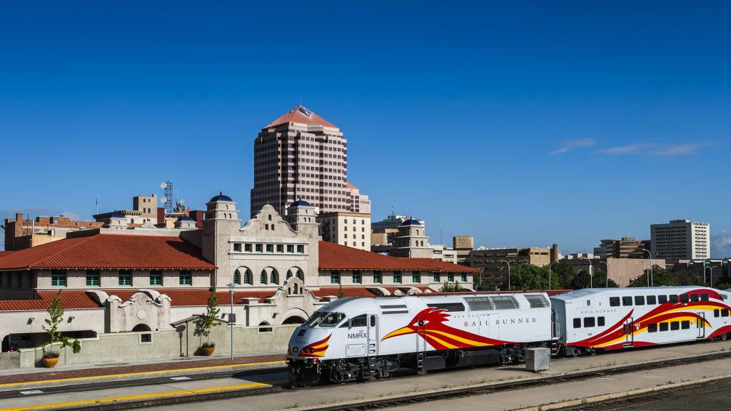 New Mexico Railrunner