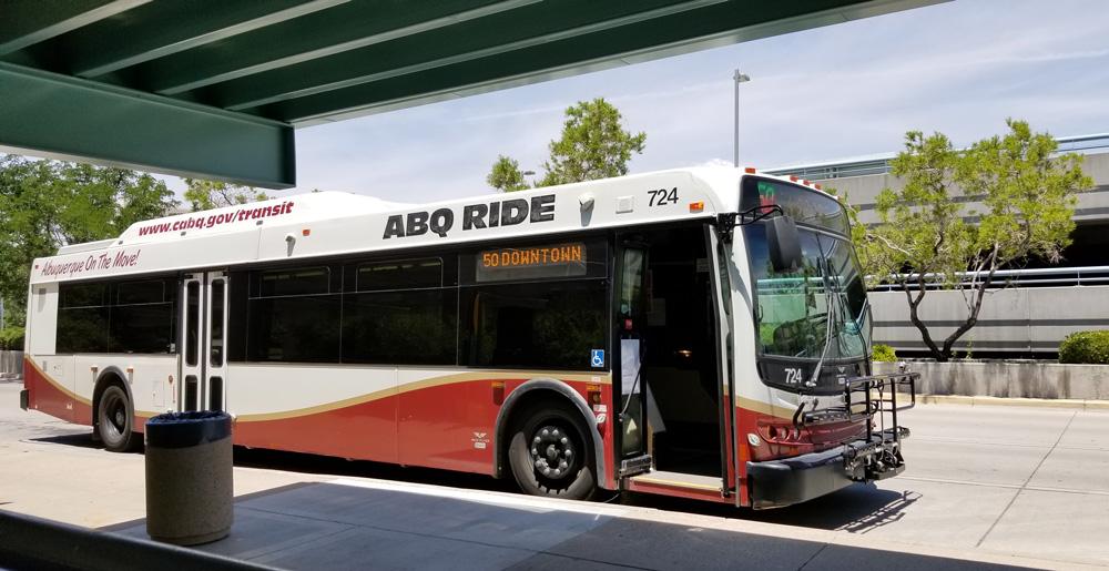 ABQ Ride City Bus