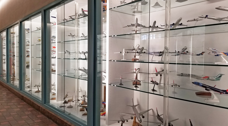 Cavalcade of Wings Display