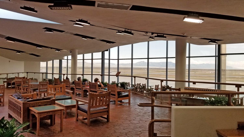 Sunport Observation Deck
