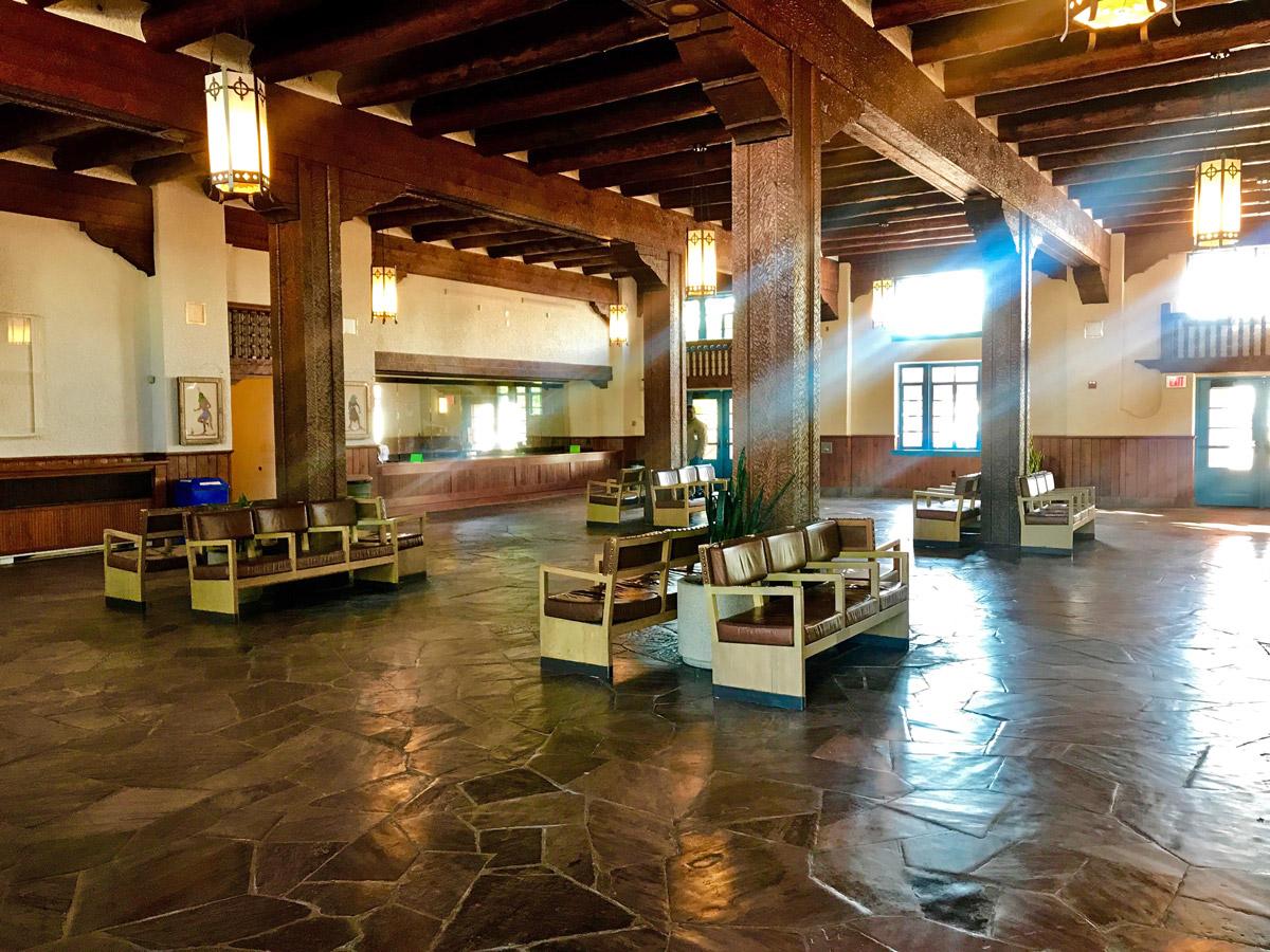Sunport Old Terminal Inside