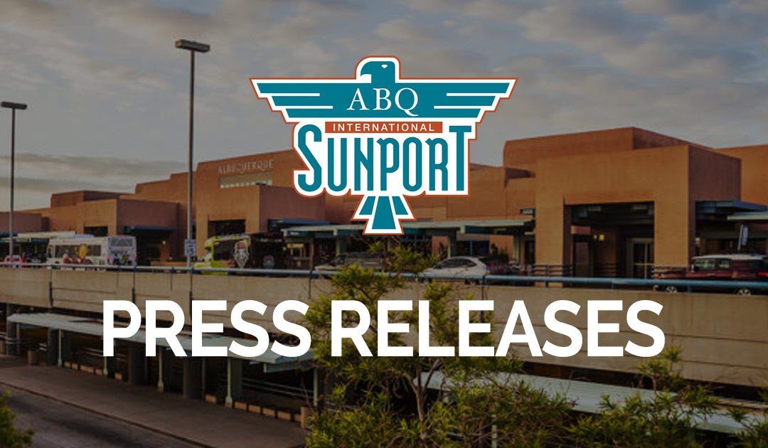 ABQ Sunport Debuts Self-Checkout Kiosks for Some Retail Shops