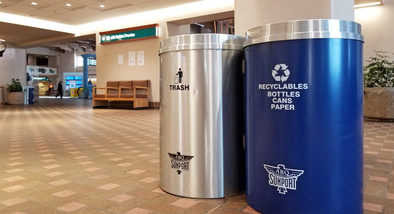 Sunport Recycling Program
