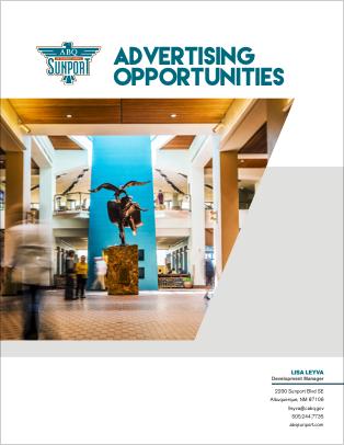 Sunport Advertising Media Kit