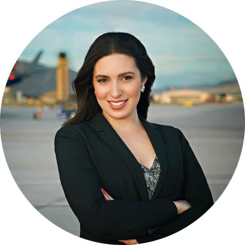 Aviation Director Nyika Allen